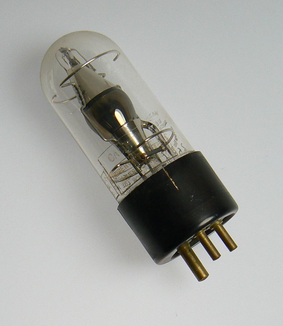 Quecksilberdampflampe von